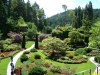 Butchart Gardens by Harry Shetrone